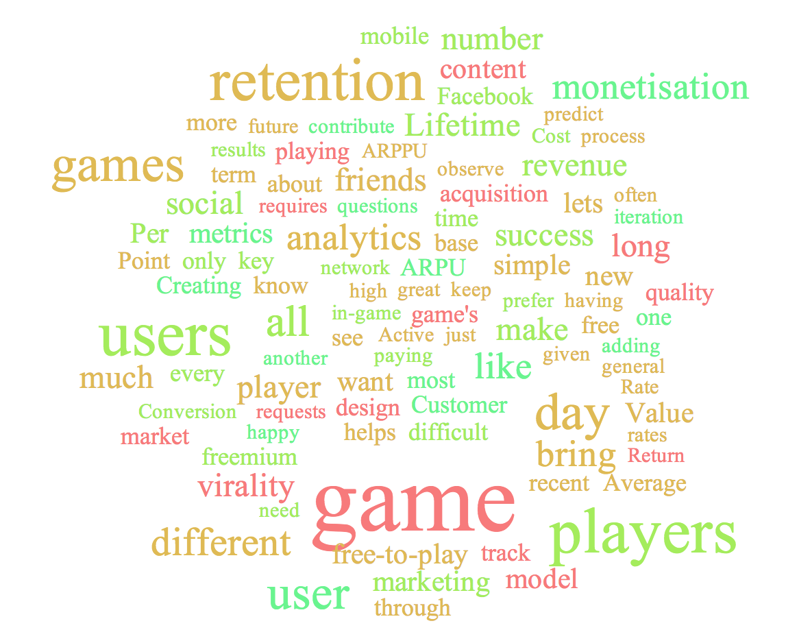 Analytics 101 - The clues of the freemium business model